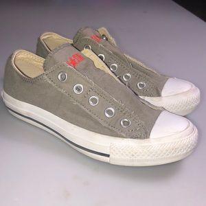 Converse Elastic Tongue Stringless Shoes